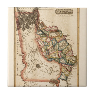 Georgia 1817 tile