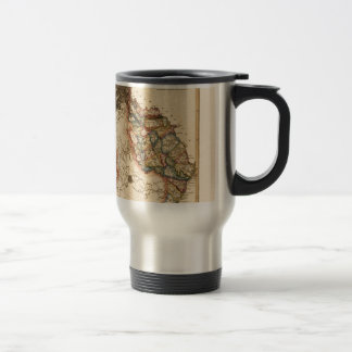 Georgia 1817 travel mug