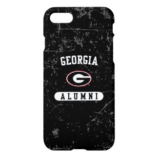Georgia Alumni | Grunge iPhone 8/7 Case