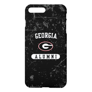 Georgia Alumni | Grunge iPhone 8 Plus/7 Plus Case