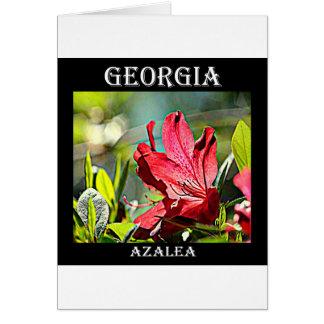 Georgia Azalea Card