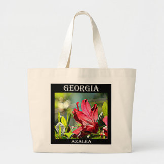 Georgia Azalea Large Tote Bag
