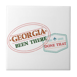 Georgia Been There Done That Tile