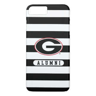 Georgia Bulldogs Alumni | Stripes Case-Mate iPhone Case