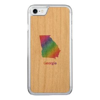 Georgia Carved iPhone 8/7 Case