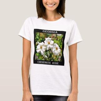 Georgia Cherokee Rose 2 T-Shirt