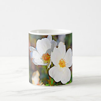 Georgia Cherokee Rose Coffee Mug