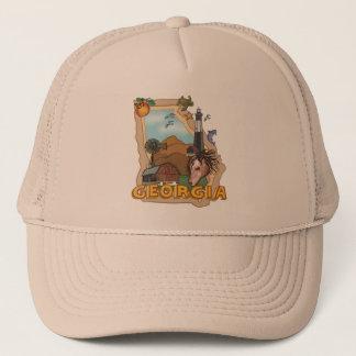 Georgia custom name hat