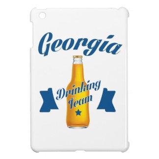 Georgia Drinking team iPad Mini Cases