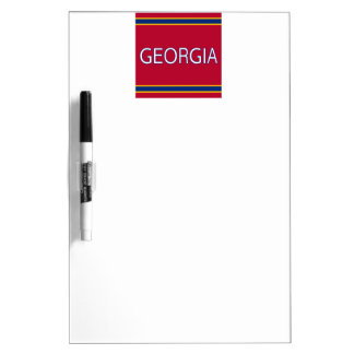 Georgia Dry Erase Board with Pen