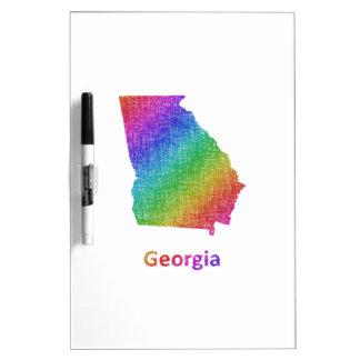 Georgia Dry-Erase Whiteboard