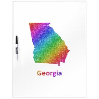 Georgia Dry-Erase Whiteboards