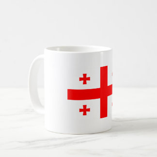 Georgia Flag Coffee Mug