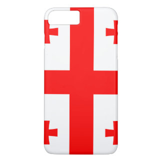 Georgia Flag iPhone 8 Plus/7 Plus Case