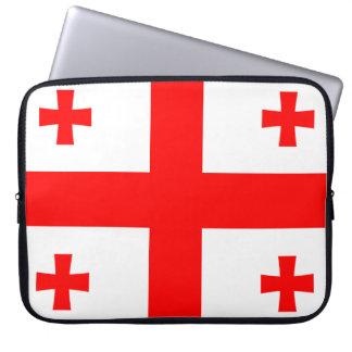 Georgia Flag Laptop Sleeve