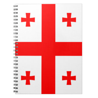 Georgia Flag Notebooks