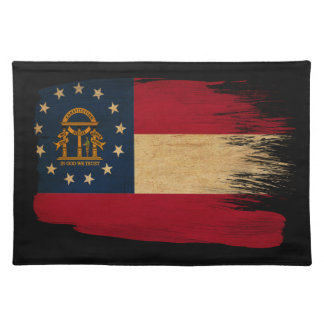 Georgia Flag Placemat