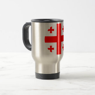 Georgia Flag Travel Mug