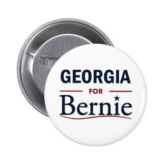 Georgia for Bernie 2 Inch Round Button