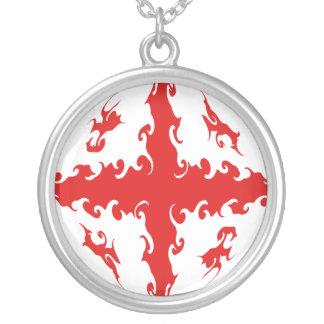 Georgia Gnarly Flag Necklaces