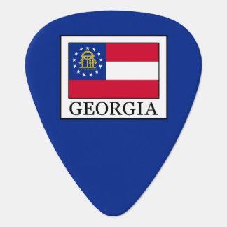 Georgia Guitar Pick