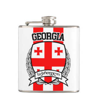 Georgia Hip Flask
