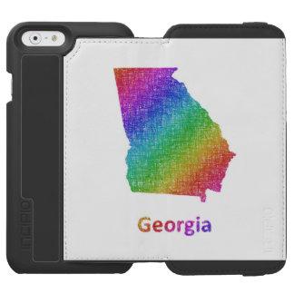 Georgia Incipio Watson™ iPhone 6 Wallet Case