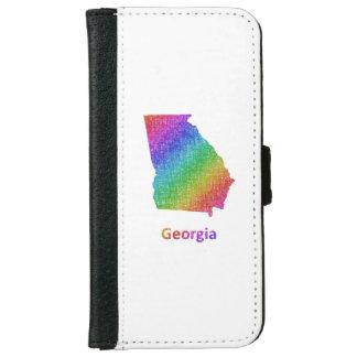 Georgia iPhone 6 Wallet Case