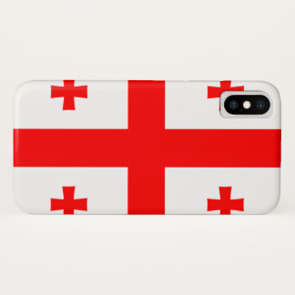 Georgia iPhone X Case
