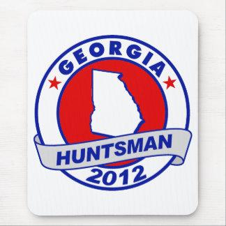Georgia Jon Huntsman Mousepads