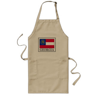 Georgia Long Apron