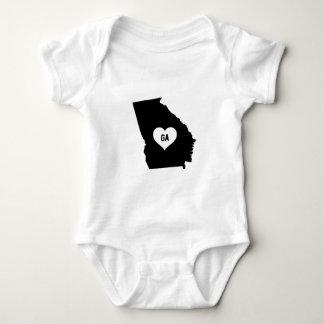 Georgia Love Baby Bodysuit