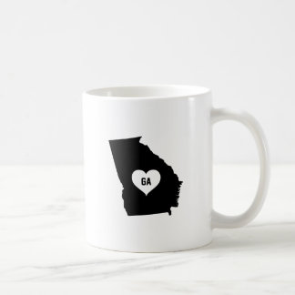 Georgia Love Coffee Mug