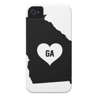 Georgia Love iPhone 4 Covers