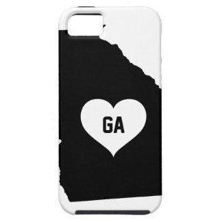 Georgia Love iPhone 5 Cover