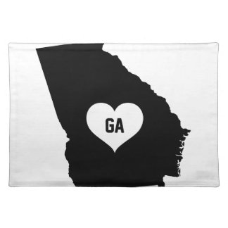 Georgia Love Placemat