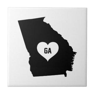 Georgia Love Tile