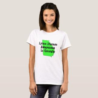 Georgia Lyme Disease Awareness Shirt