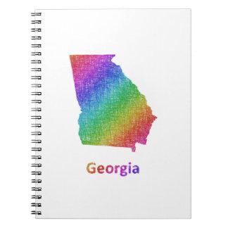 Georgia Notebooks