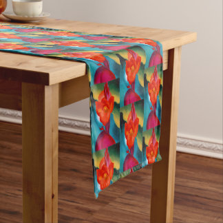 Georgia O'Keefe 1919 Red Canna Short Table Runner