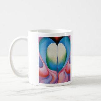 Georgia O'Keefe Artist's mug