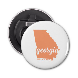 georgia | on my mind | peach bottle opener