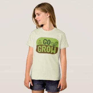 Georgia Organics Girls Tshirt
