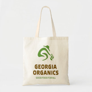 Georgia Organics Tote Bag