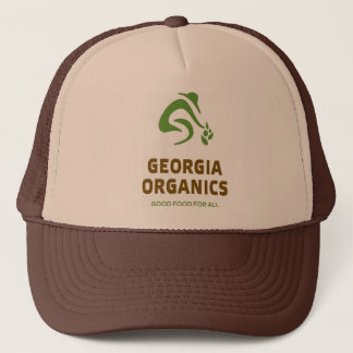 Georgia Organics Trucker Hat