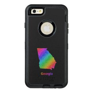 Georgia OtterBox Defender iPhone Case