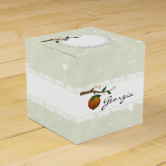 Georgia Peach Favor Box