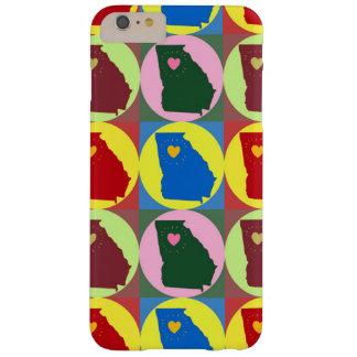 Georgia Pop Art Phone Case