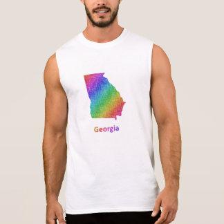 Georgia Sleeveless Shirt