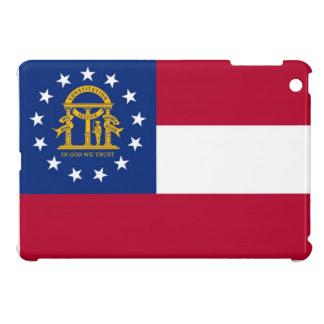 Georgia State Flag Cover For The iPad Mini